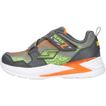 Sapatos Rapaz Sapatilhas Skechers - Erupters grigio 90562L CCOR GRIGIO
