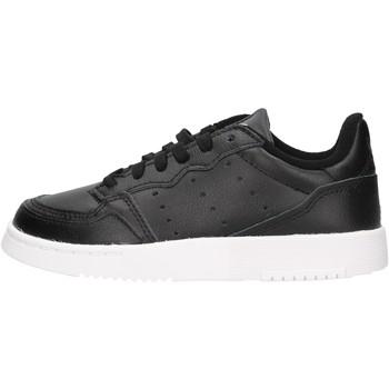 Sapatos Rapaz Sapatilhas adidas Originals - Supercourt nero EG0410 NERO