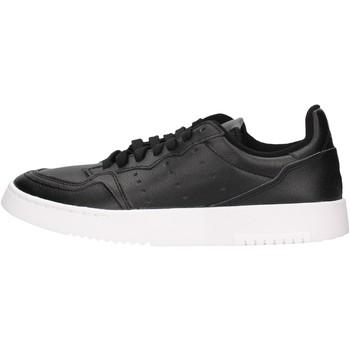 Sapatos Rapaz Sapatilhas adidas Originals - Supercourty nero EE7727 NERO
