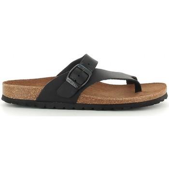 Sapatos Mulher Sandálias Interbios 7119 negro Noir