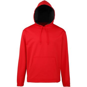 Textil Criança Sweats Rhino RH70B Vermelho/preto
