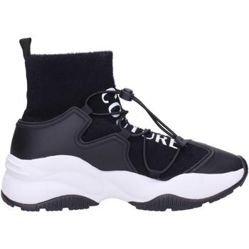 Sapatos Mulher Sapatilhas de cano-alto Versace Jeans Couture E0VUBSI871185899 Multicolore