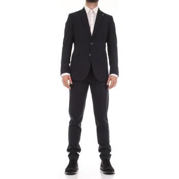 Textil Homem Fatos Mulish 50SPECIAL-AB7200 Azul