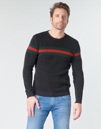 Textil Homem camisolas Casual Attitude BAOLI Preto