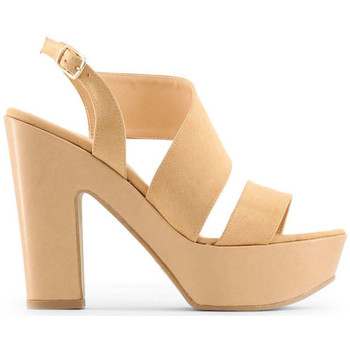 Sapatos Mulher Sandálias Made In Italia - fiammetta Castanho