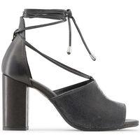 Sapatos Mulher Sandálias Made In Italia - amalia Preto