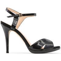 Sapatos Mulher Sandálias Made In Italia - perla Preto