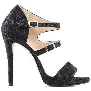 Sapatos Mulher Sandálias Made In Italia - iride Preto