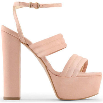 Sapatos Mulher Sandálias Made In Italia - fedora Rosa
