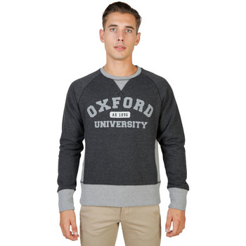 Textil Homem Sweats Oxford University - oxford-fleece-raglan Cinza