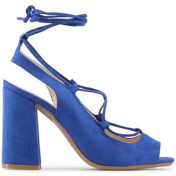 Sapatos Mulher Sandálias Made In Italia - linda Azul