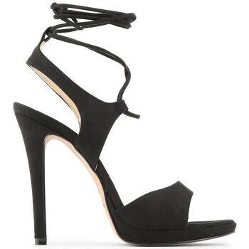 Sapatos Mulher Sandálias Made In Italia - erica Preto