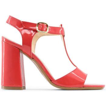 Sapatos Mulher Sandálias Made In Italia - arianna Vermelho
