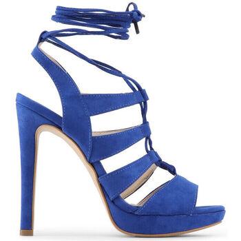 Sapatos Mulher Sandálias Made In Italia - flaminia Azul