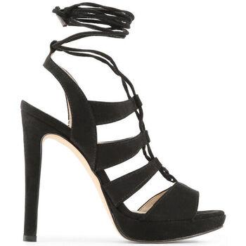 Sapatos Mulher Sandálias Made In Italia - flaminia Preto
