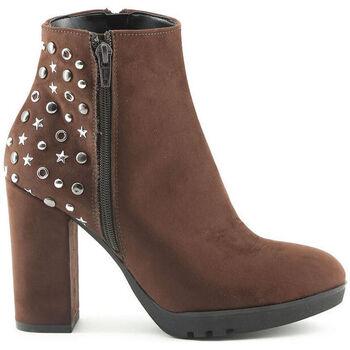 Sapatos Mulher Botins Made In Italia - dora Castanho
