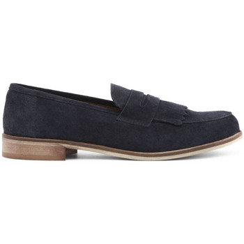 Sapatos Mulher Mocassins Made In Italia - ritratto Azul