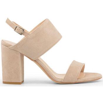 Sapatos Mulher Sandálias Made In Italia - favola Castanho