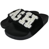 Sapatos Mulher chinelos Thewhitebrand Cash black Preto