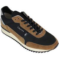 Sapatos Sapatilhas Cruyff ripple runner brown Castanho