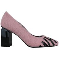 Sapatos Mulher Escarpim Thewhitebrand Stiletto soft pink Rosa