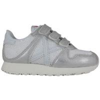 Sapatos Criança Sapatilhas Munich mini massana vco 8207332 Prata