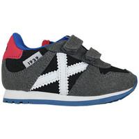 Sapatos Criança Sapatilhas Munich baby massana vco 8820326 Cinza