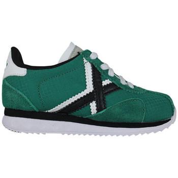 Sapatos Criança Sapatilhas Munich mini sapporo 8430051 Verde