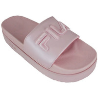 Sapatos Mulher chinelos Fila morro bay zeppa f wmn pink Rosa