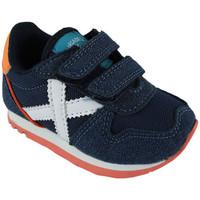 Sapatos Sapatilhas Munich Fashion baby massana vco 8820348 Azul