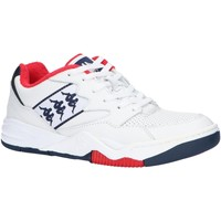 Sapatos Multi-desportos Kappa 3031L40 AUTHENTIC Blanco