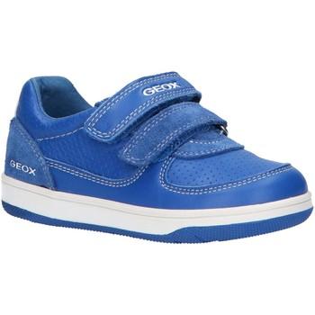 Sapatos Rapaz Multi-desportos Geox B821LB 08522 B NEW FLICK Azul