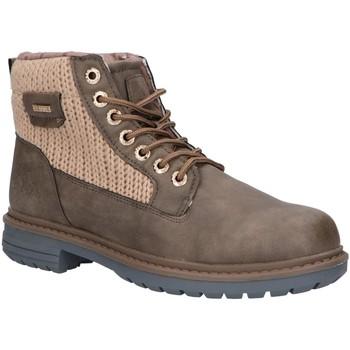 Sapatos Homem Botas baixas Kappa 303XW40 BREITHORN Marr?n