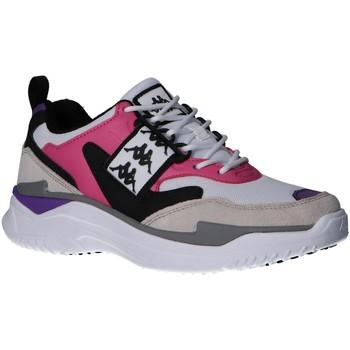 Sapatos Multi-desportos Kappa 304KTD0 AUTHENTIC Blanco