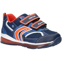 Sapatos Rapaz Multi-desportos Geox B9284A 0BC14 B TODO Azul