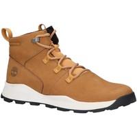 Sapatos Criança Botas baixas Timberland A287Q COURMA Beige