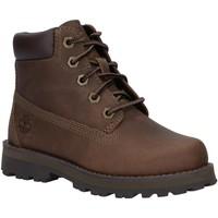 Sapatos Homem Botas baixas Timberland A28VB COURMA Gris