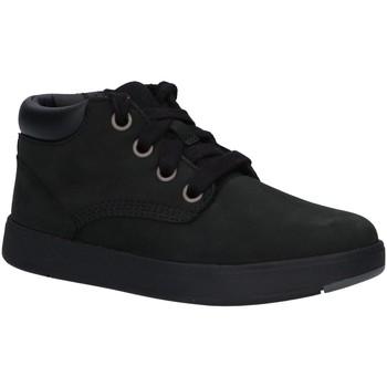 Sapatos Criança Botas baixas Timberland A1V1V DAVIS Negro