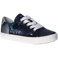 Sapatos Rapariga Multi-desportos Geox J024NB 01002 J GISLI CF4N4 NAVY Azul