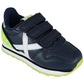 Sapatos Sapatilhas Munich Fashion mini massana vco 8207355 Azul