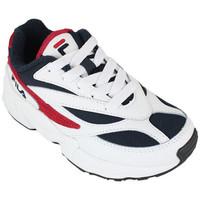 Sapatos Sapatilhas Fila v94m jr white/navy/red Branco