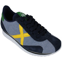 Sapatos Sapatilhas Munich mini sapporo 8435067 Azul