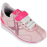 Sapatos Sapatilhas Munich Fashion mini sapporo vco 8430073 Rosa