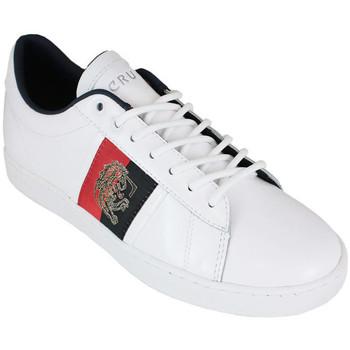 Sapatos Sapatilhas Cruyff sylva olanda white Branco
