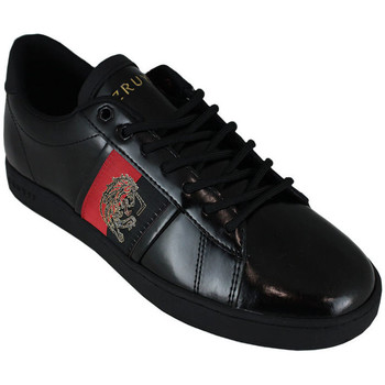Sapatos Sapatilhas Cruyff sylva olanda black Preto