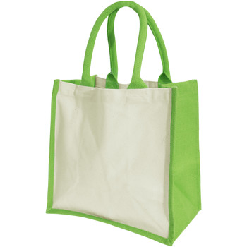 Malas Mulher Cabas / Sac shopping Westford Mill W421 Verde maçã