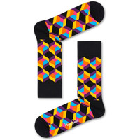 Acessórios Homem Meias Happy Socks Optiq square sock Multicolor