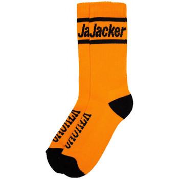 Acessórios Homem Meias Jacker After logo socks Laranja