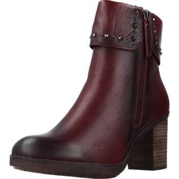 Sapatos Mulher Botins Carmela 66987C Vermelho