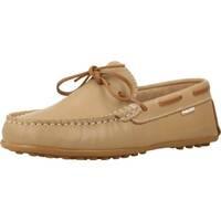 Sapatos Rapariga Sapato de vela Pablosky 126230 Marron